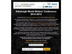 "María Dueñas asistirá al ""Edinburgh World Writers´Conference"""