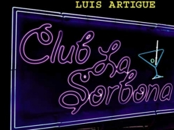 Interview with Luis Artigueauthor of The Sorbonne Club