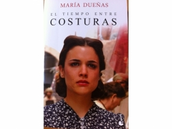 "The adaptation for TV of the bestseller ""El tiempo entre costuras"" (The Seamstress)"