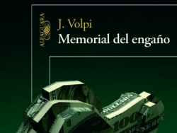 Jorge Volpi regresa con 'Memorial del engaño'