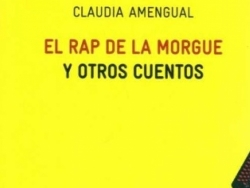 Cladia Amengual publishes 'El rap de la morgue y otros cuentos' ('The Rap of the Morgue and Other Stories')