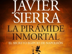 Entering 'The Inmortal Pyramid' with Javier Sierra