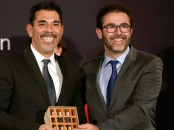 Víctor del Árbol has been awarded the 2016 Nadal Prize with 'La víspera de casi todo'